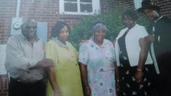 Sisters and Brothers  Howard, Mable, Lurenia, Burice, Styles Jr.